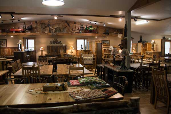 Millers-Rustic-Furniture-Showroom