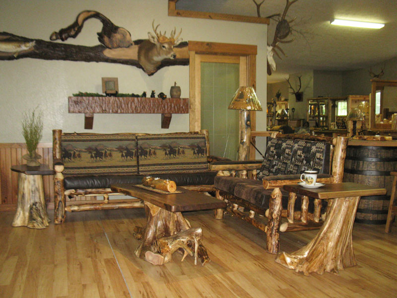 Exceptionnel Rustic Furniture. Go Back To Products